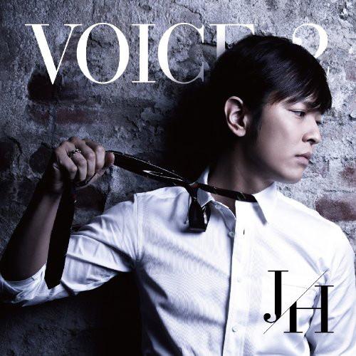 ジョンフン/VOICE 2(初回限定盤)(DVD付)