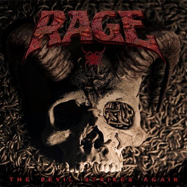 RAGE/ザ・デヴィル・ストライクス・アゲイン【日本盤限定スペシャル・エディションCD】(完全生産限定盤)
