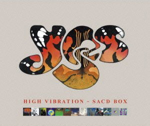 イエス/YES:HIGH VIBRATION-SACD BOX
