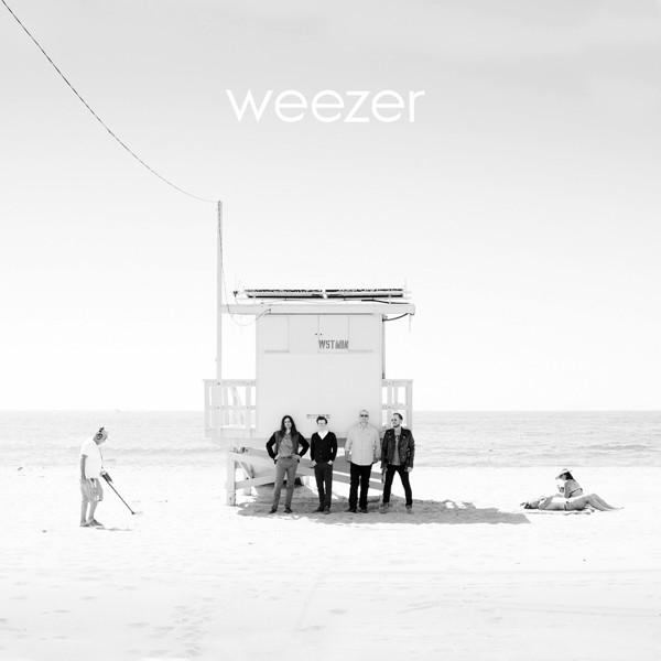 ウィーザー/ウィーザー(ホワイト・アルバム)