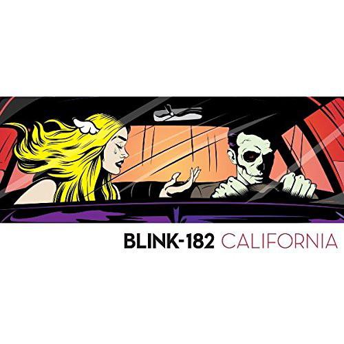 BLINK182/カリフォルニア