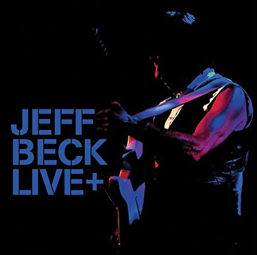 ジェフ・ベック/LIVE+