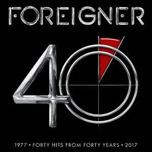 フォリナー/40-40ヒッツ・フロム・40イヤーズ ベスト・オブ・フォリナー
