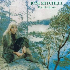 ジョニ・ミッチェル/バラにおくる