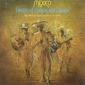 ≪メキシコ≫チャパスとオアハカの祭り