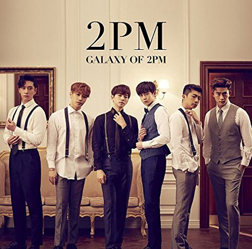 2PM/GALAXY OF 2PM リパッケージ(通常盤)