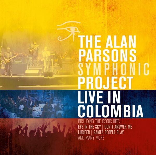 アラン・パーソンズ・シンフォニック・プロジェクト/ライヴ・イン・コロンビア【2枚組CD】