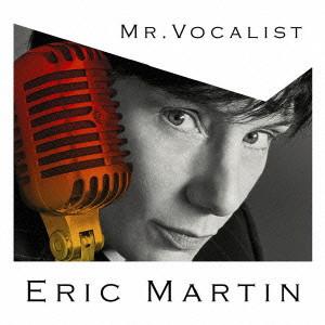 エリック・マーティン/MR.VOCALIST