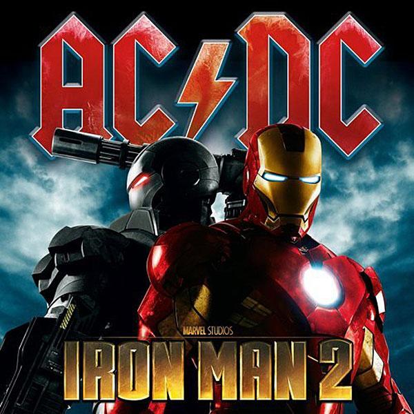 AC/DC/アイアンマン2