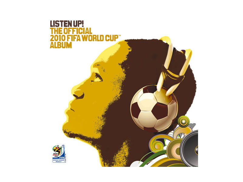 リッスン・アップ!2010 FIFAワールドカップ・南アフリカ大会公式アルバム