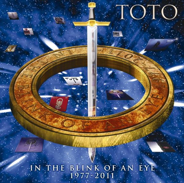 TOTO/オールタイム・ベスト 〜イン・ザ・ブリンク・オブ・アイ