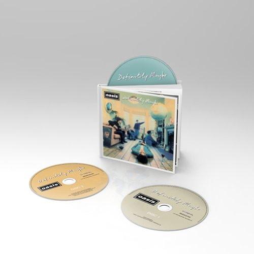 オアシス/オアシス 20周年記念 デラックス・エディション(完全生産限定盤)