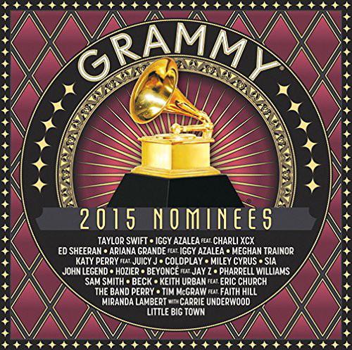 2015 GRAMMY ノミニーズ
