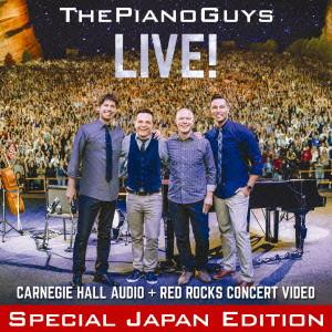 ピアノ・ガイズ/ライヴ!(初回生産限定盤)(DVD付)