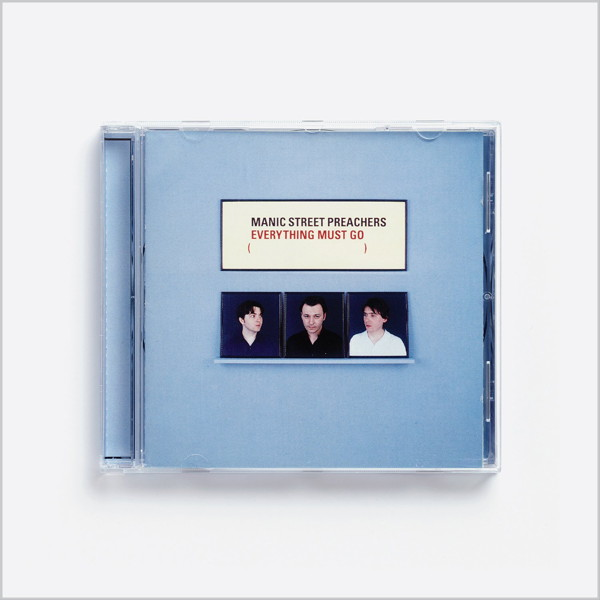 マニック・ストリート・プリーチャーズ/エヴリシング・マスト・ゴー(20周年記念盤)