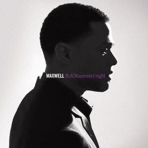 マックスウェル/'ブラック'サマーズナイト(期間生産限定盤)