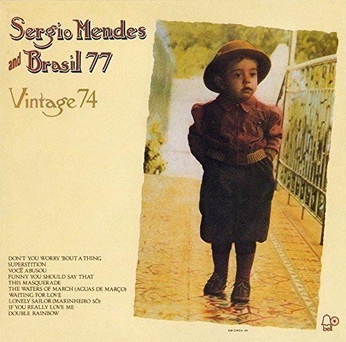 セルジオ・メンデス&ブラジル'77/ヴィンテージ'74
