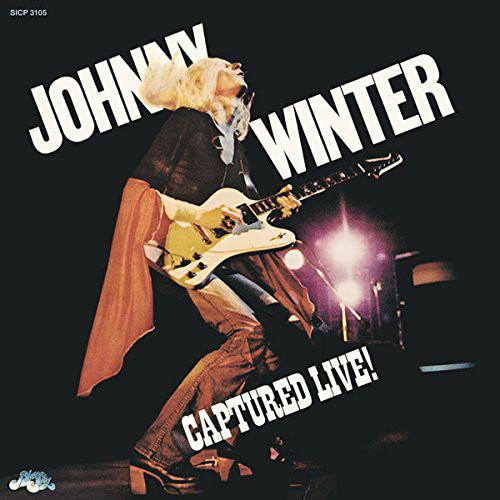 ジョニー・ウィンター/狂乱のライヴ