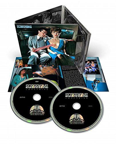 スコーピオンズ/ラヴドライヴ(デラックス・エディション)(DVD付)