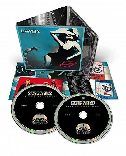 スコーピオンズ/サヴェイジ・アミューズメント(デラックス・エディション)(DVD付)