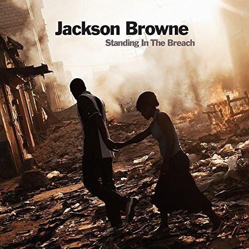ジャクソン・ブラウン/スタンディング・イン・ザ・ブリーチ+ザ・ロード・イースト-ライヴ・イン・ジャパン-(来日記念盤)(完全生産限定盤)