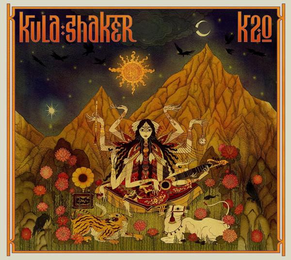 クーラ・シェイカー/K 2.0
