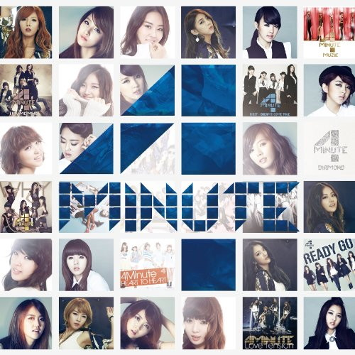 4Minute/Best Of 4Minute(初回限定盤B)(DVD付)