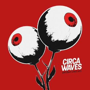 サーカ・ウェーヴス/ディファレント・クリーチャーズ(デラックス)(完全生産限定盤)(DVD付)