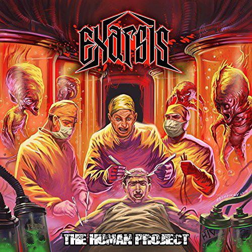 エクサルシス/THE HUMAN PROJECT