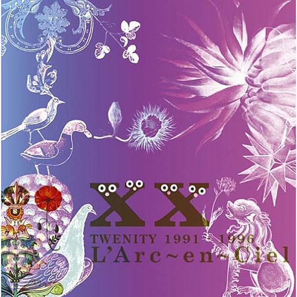L'Arc〜en〜Ciel/TWENITY 1991-1996