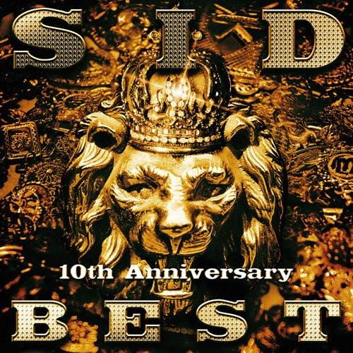 シド/SID 10TH ANNIVERSARY BEST