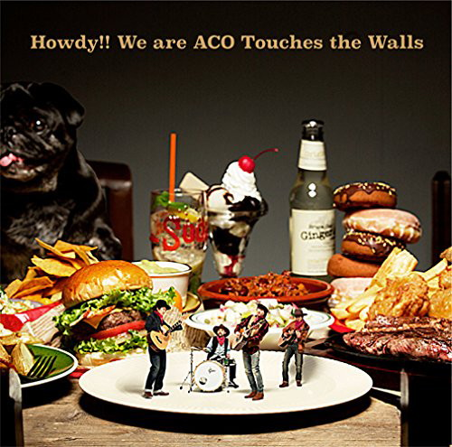 NICO Touches the Walls/Howdy!!We are ACO Touches the Walls