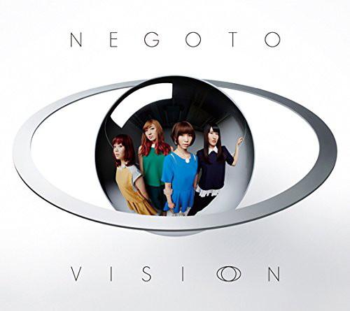 ねごと/VISION(初回生産限定盤)(DVD付)