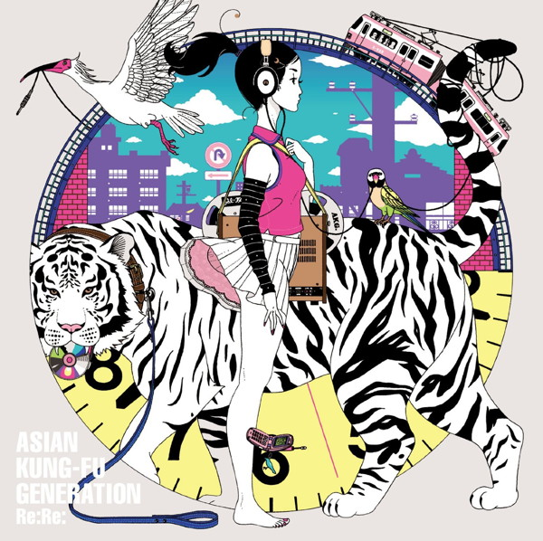 ASIAN KUNG-FU GENERATION/Re:Re:(初回生産限定盤)(DVD付)