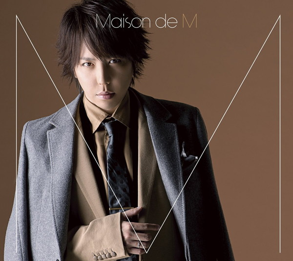 マオ from SID/Maison de M(初回生産限定盤A)(DVD付)