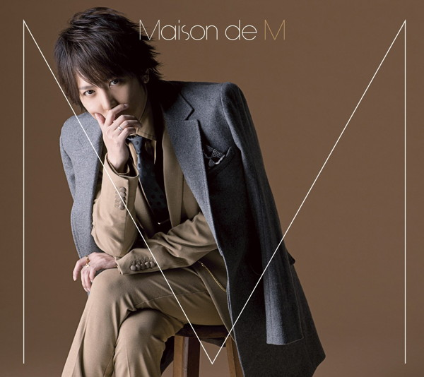 マオ from SID/Maison de M(初回生産限定盤B)(DVD付)