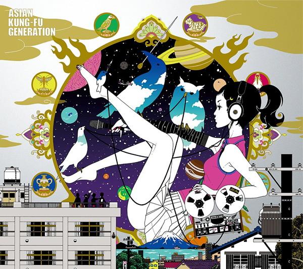 ASIAN KUNG-FU GENERATION/ソルファ(初回生産限定盤)(DVD付)
