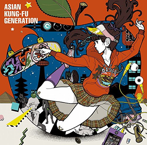 ASIAN KUNG-FU GENERATION/荒野を歩け(初回生産限定盤)(DVD付)