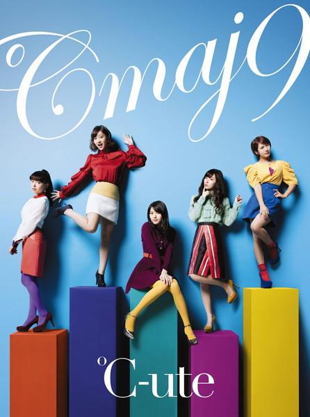 ℃-ute/℃maj9(初回生産限定盤A)(DVD付)