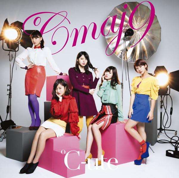℃-ute/℃maj9(初回生産限定盤B)(Blu-ray Disc付)