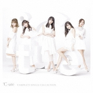 ℃-ute/℃OMPLETE SINGLE COLLECTION(初回生産限定盤B)(Blu-ray Disc付)