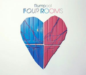 flumpool/FOUR ROOMS(初回限定盤)(DVD付)
