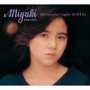 杉浦幸/30th Anniversary コンプリートCD+DVD BOX(DVD付)