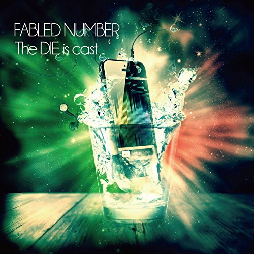 FABLED NUMBER/The DIE is cast