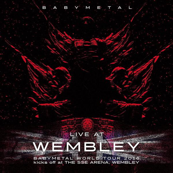 BABYMETAL/LIVE AT WEMBLEY(EU盤)BABYMETAL WORLD TOUR 2016 kicks off at THE SSE ARENA, WEMBLEY