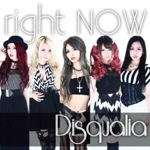 Disqualia/right NOW