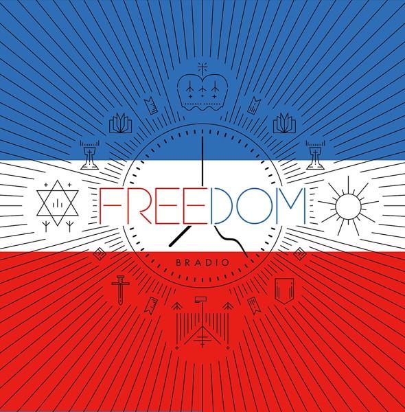 BRADIO/FREEDOM(通常盤)
