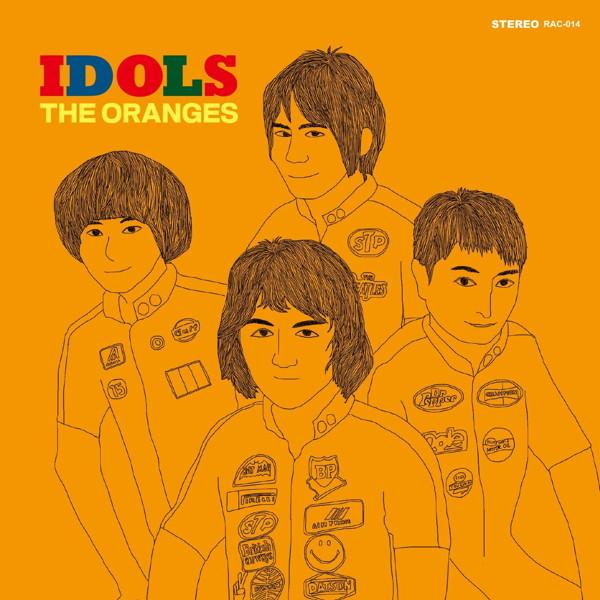 オレンジズ/IDOLS〜青春の騎士たち
