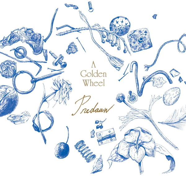 Predawn/A Golden Wheel