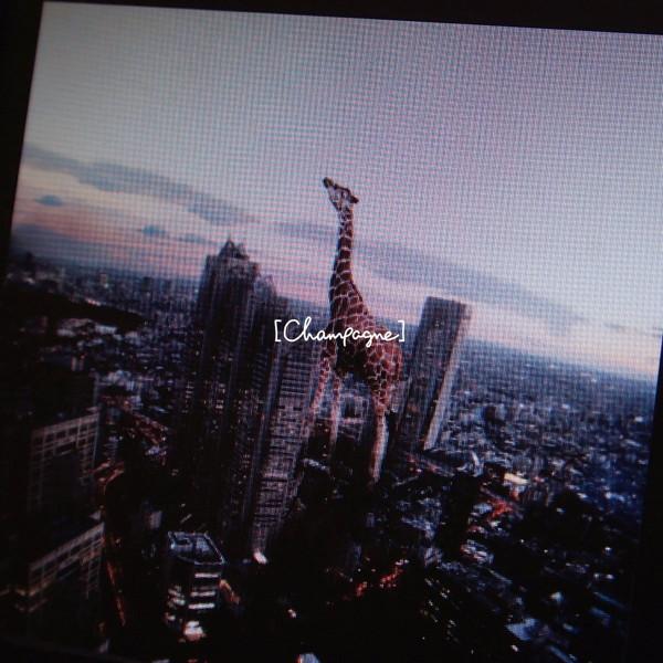 Champagne/starrrrrrr/涙がこぼれそう(DVD付)